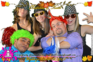 R4R Entertainment Photo Booth Fun
